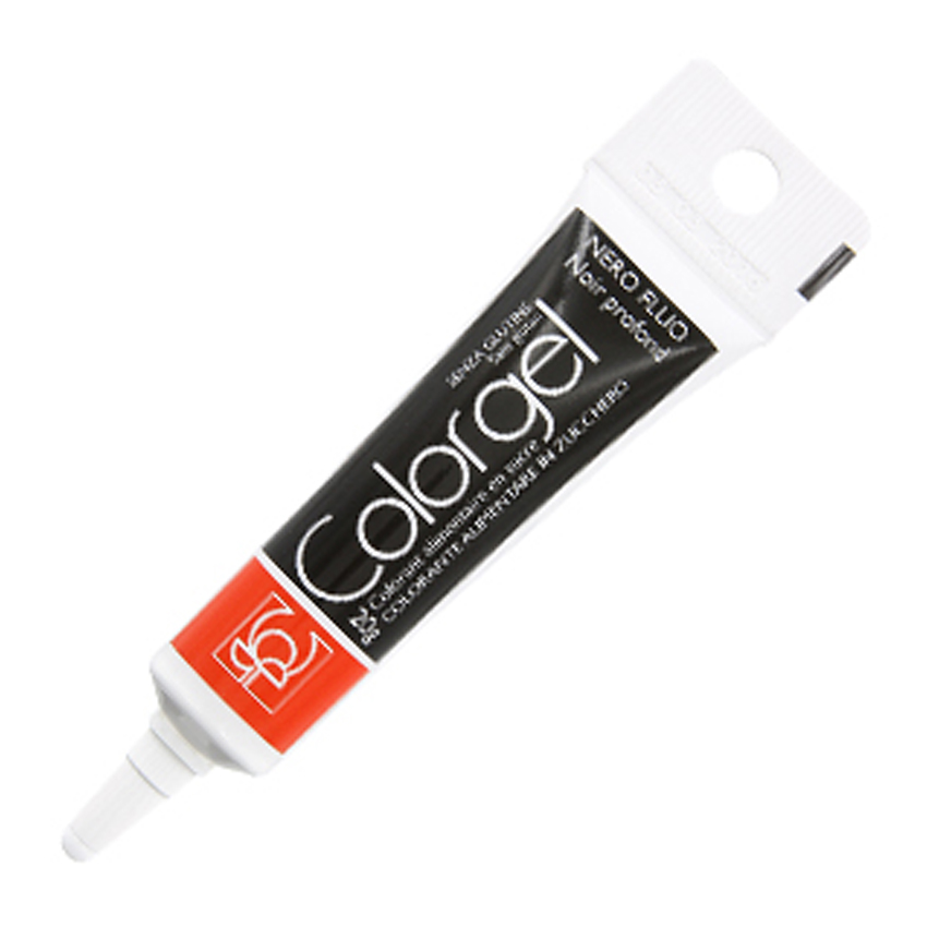 Colorante tempera Modecor Nero - 25 gr