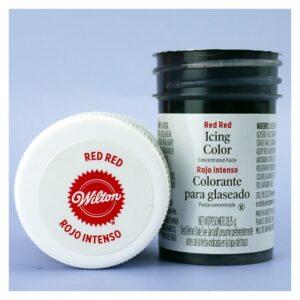 Colorante in gel Wilton Rosso - 28 gr