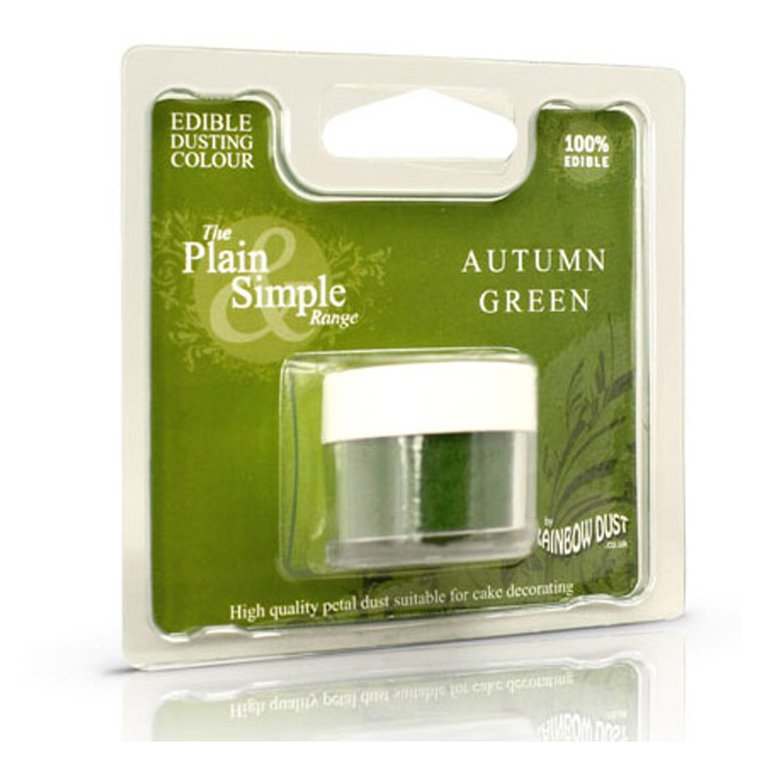 Colorante in polvere Autumn Green - 3 gr