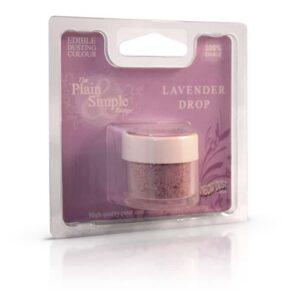 colorante in polvere idrosolubile lavender drop rainbow dust