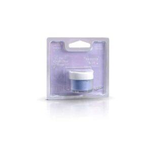 colorante in polvere idrosolubile perlato frosted blue rainbow dust