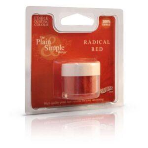 colorante in polvere idrosolubile radical red rainbow dust