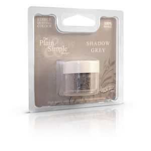 colorante in polvere idrosolubile shadow grey raimbow dust