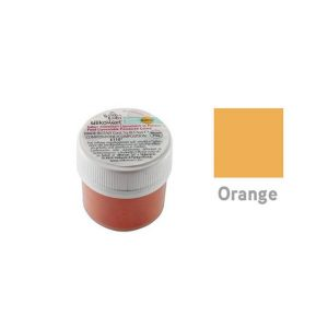 Colorante in polvere liposolubile arancio Silikomar - 5 gr