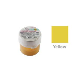 Colorante in polvere liposolubile giallo Silikomart - 5 gr