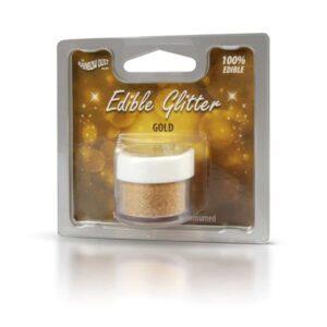 Glitter edibile Gold - Rainbow Dust