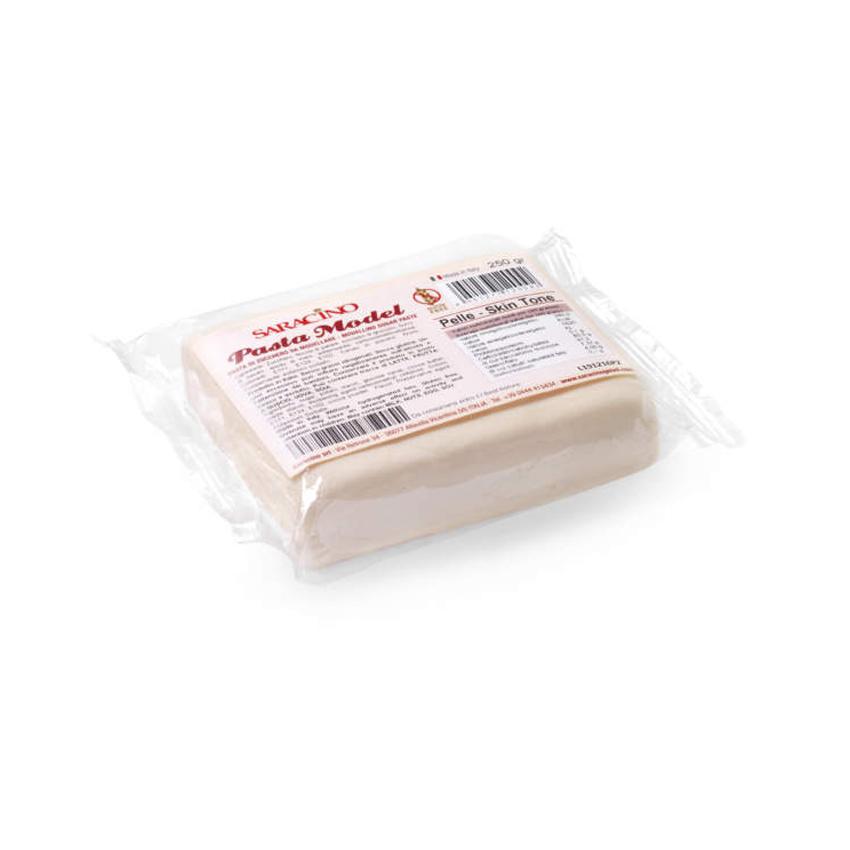 Pasta di zucchero Model color pelle Saracino - 250 gr