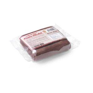 Pasta di zucchero Model marrone Saracino - 250 gr