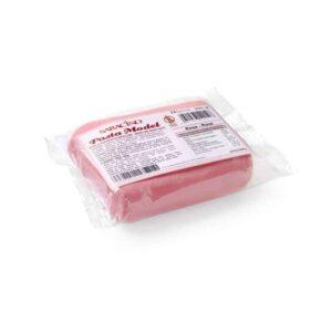 Pasta di zucchero Model rosa Saracino - 250 gr