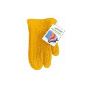 Guanto in silicone giallo Mister Hot Silikomart ACC073