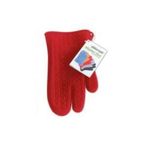 Guanto in silicone rosso Mister Hot Silikomart ACC073