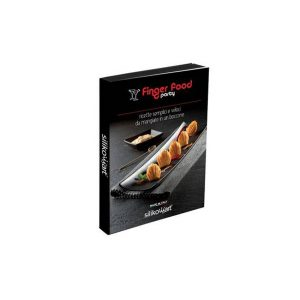 Libro ricettario Finger Food Party Silikomart