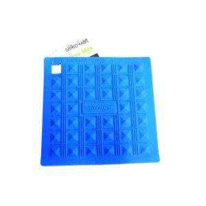 Presina in silicone Miss Hot blu Silikomart ACC071
