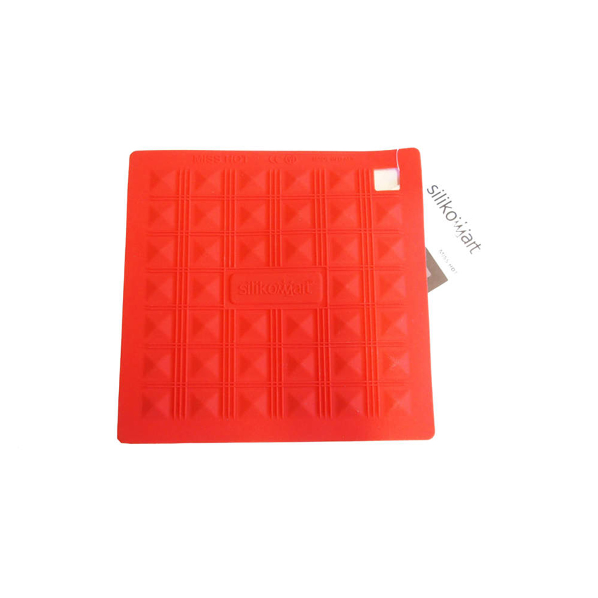 Presina in silicone Miss Hot rosso Silikomart ACC071