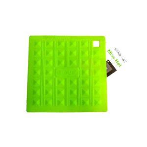 Presina in silicone Miss Hot verde Silikomart ACC071
