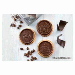 Stampo biscotti Cookie Xmas Silikomart CKC02