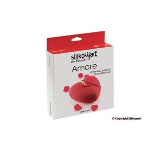 Stampo in silicone Silikomart Amore
