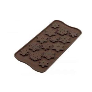 Stampo in silicone Choco Frozen Silikomart SCG40
