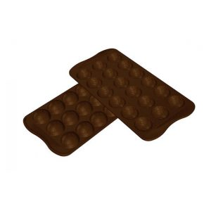 Stampo in silicone Choco Goal Silikomart SCG34