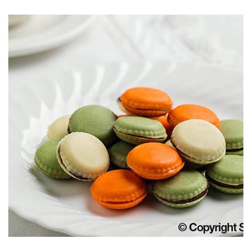 Stampo in silicone Choco Macarons Silikomart SCG21