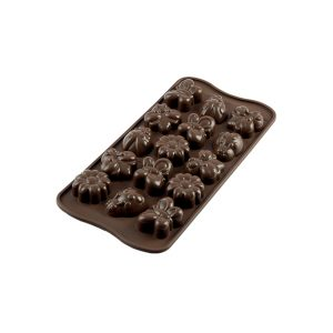 Stampo in silicone Choco Springlife Silikomart SCG24