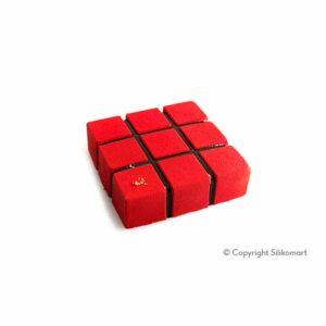 stampo silicone cubik silikomart 3