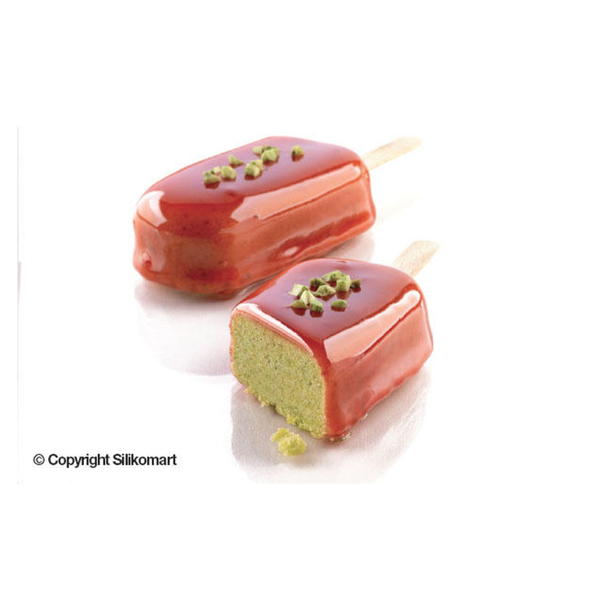 Set 2 stampi gelati Classic GEL01