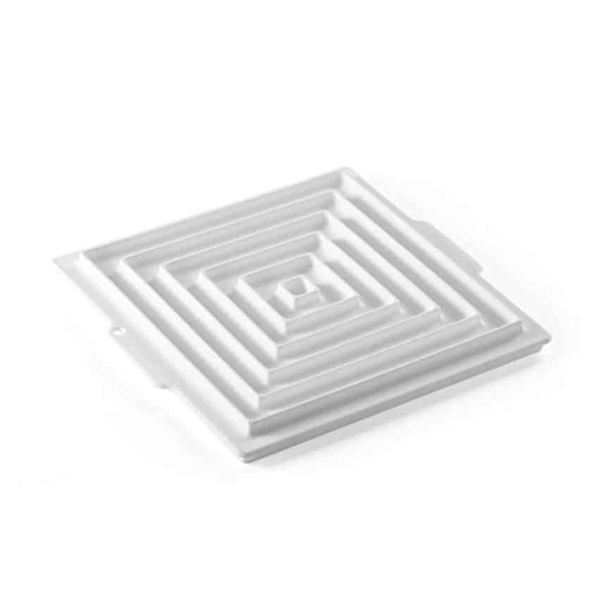 Stampo in silicone Insert Decor Square Silikomart