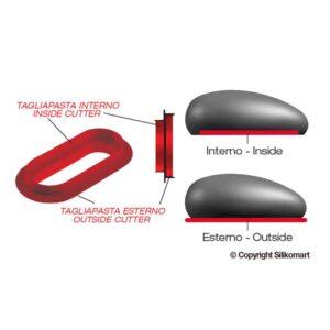 stampo silicone pillow silikomart 3