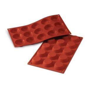 Stampo in silicone tartellette Tartelletes Silikomart SF014