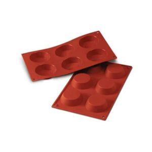 Stampo in silicone Tartellettes Silikomart SF016