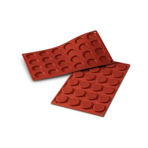 Stampo in silicone fiorentine Mini Fiorentins Silikomart SF030