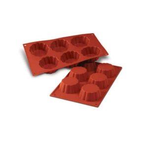 Stampo in silicone Briochette Silikomart SF035