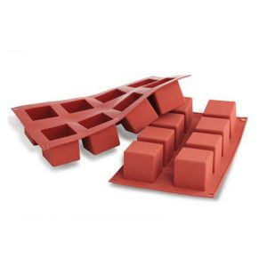 Stampi in silicone cubi Cube Silikomart SF104