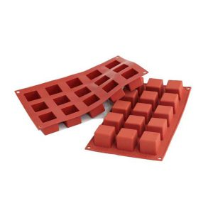 Stampoin silicone cubi Cube Silikomart SF105