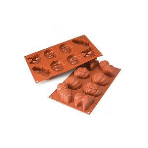 Stampo in silicone Halloween Silikomart SF116