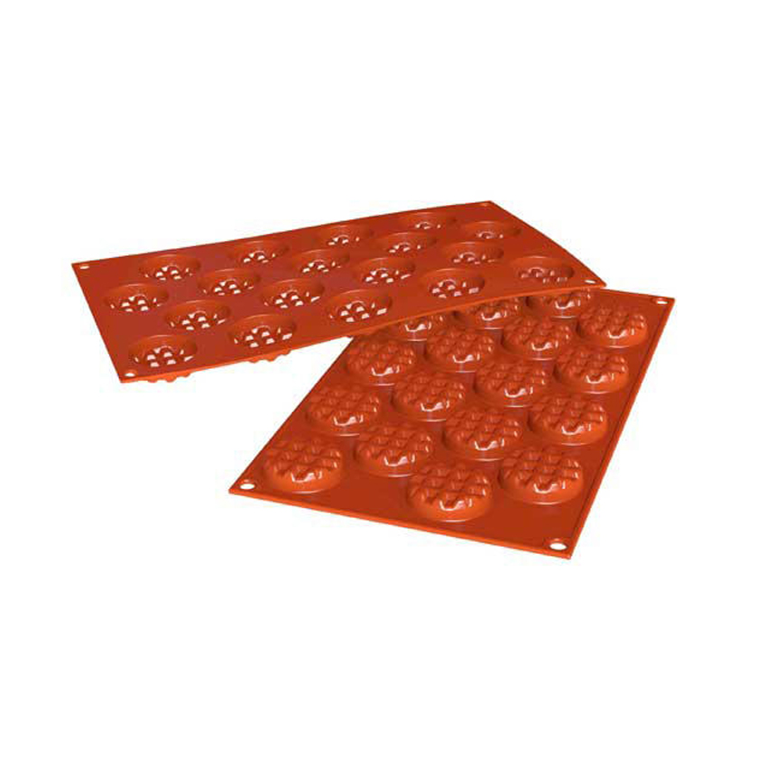 Stampo in silicone Waffel Silikomart SF143