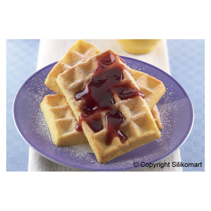Stampo in silicone Waffel Classic Silikomart SF155