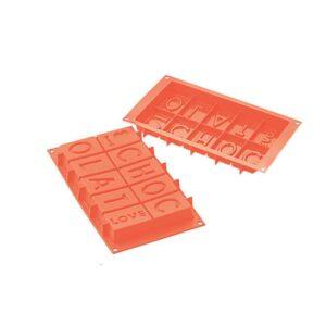 Stampo in silicone Chocolat Silikomart