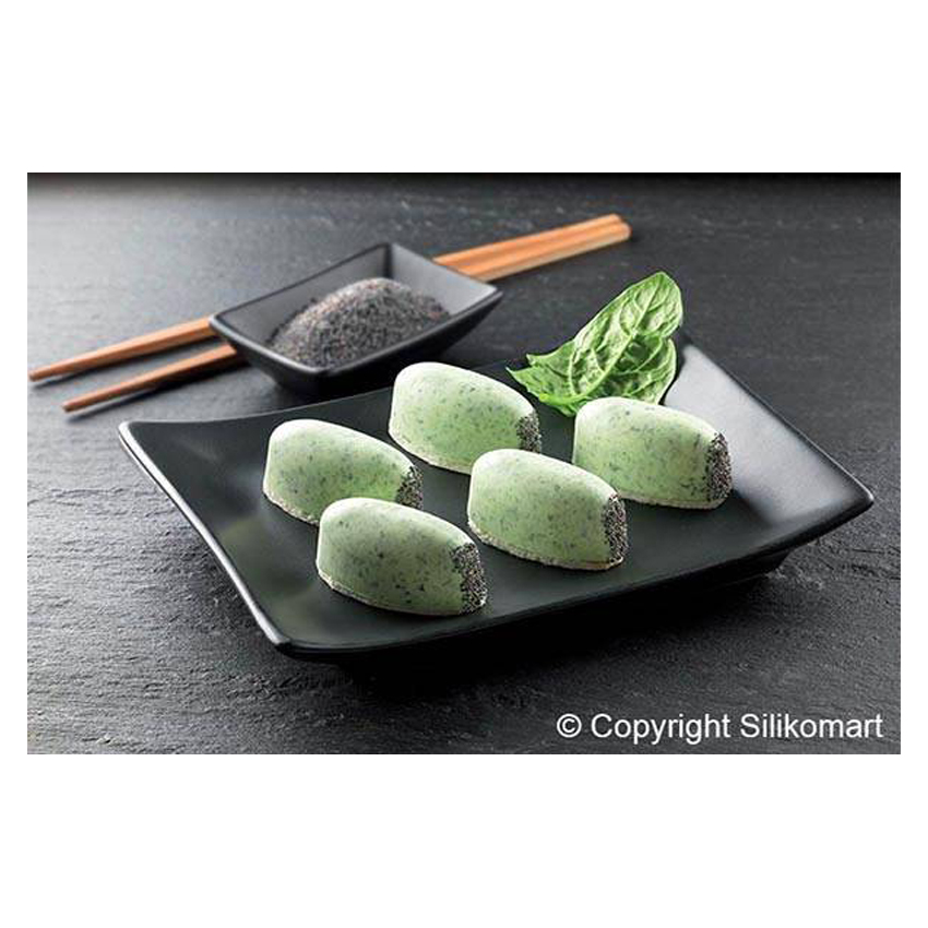 Stampo in silicone Shushi Nigiri Silikomart SF176