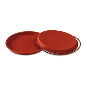 Stampo in silicone Pizza Pan Silikomart SFT228