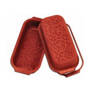 Stampo in silicone Plum Cake Ornamental Silikomart SFT308