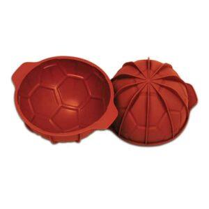 Stampo in silicone pallone calcio Football Silikomart SFT313