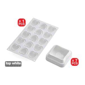 Stampo in silicone Ti Voglio Bene Silikomart