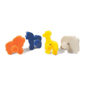 Mini cookie cutter Animals Silikomart ACC093