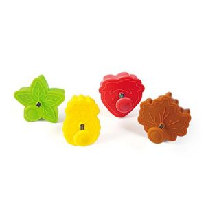 Mini cookie cutter Nature Silikomart ACC088