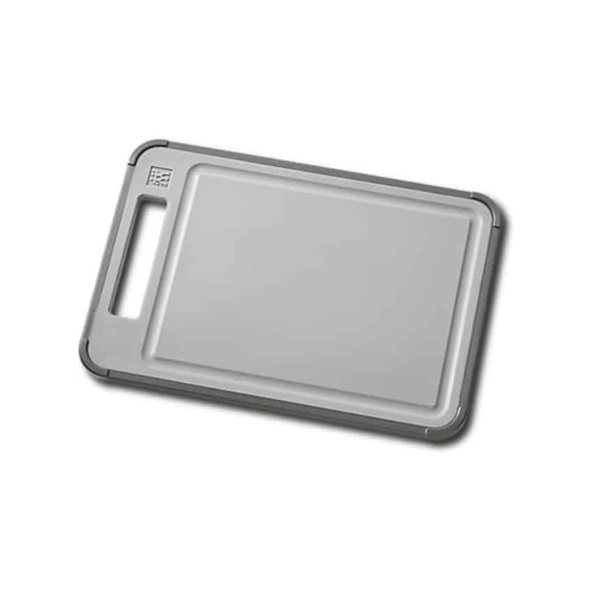 Tagliere sintetico grigio 38,5x25 cm Zwilling