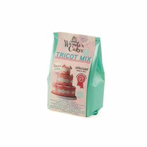 Tricot Mix polvere per pizzi bianco Silikomart - 300 gr