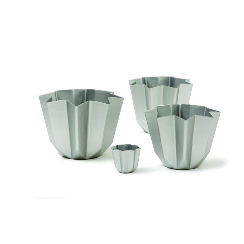 Stampi per Pandoro in alluminio - 1 Kg - 750 gr - 500 gr - 70 gr - Decora