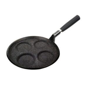 Padella per pancake antiaderente in alluminio presso fuso Granit Pentolpress